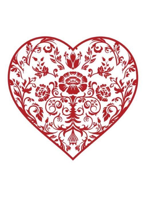 tatuagem-temporária-coração
