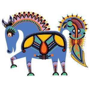 tatuagem-temporaria-cavalo
