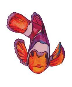 tatuagem-temporária-peixe
