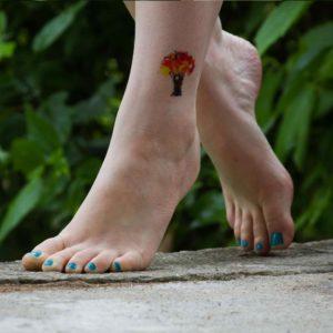 tatuagem-temporária-arvore