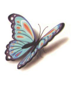 tatuagem-temporaria-borboleta-3d