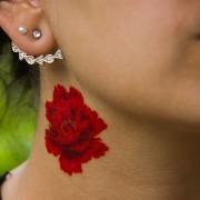 tatuagem-temporária-flor-vibrante