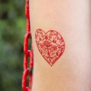 tatuagem-temporaria-coração