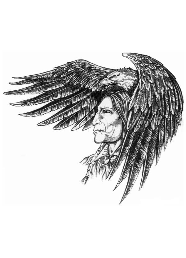 tatuagem-temporaria-indio