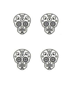 tatuagem-temporaria-mini-skulls