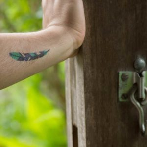 tatuagem-temporária-pena