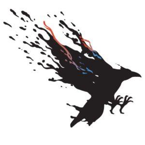 tatuagem-temporaria-raven