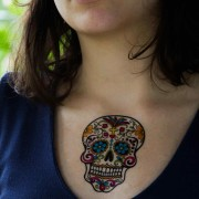 tatuagem-temporaria-sugar-skull