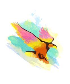 tatuagem-temporaria-aguia