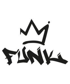 Tatuagem Temporária Funk